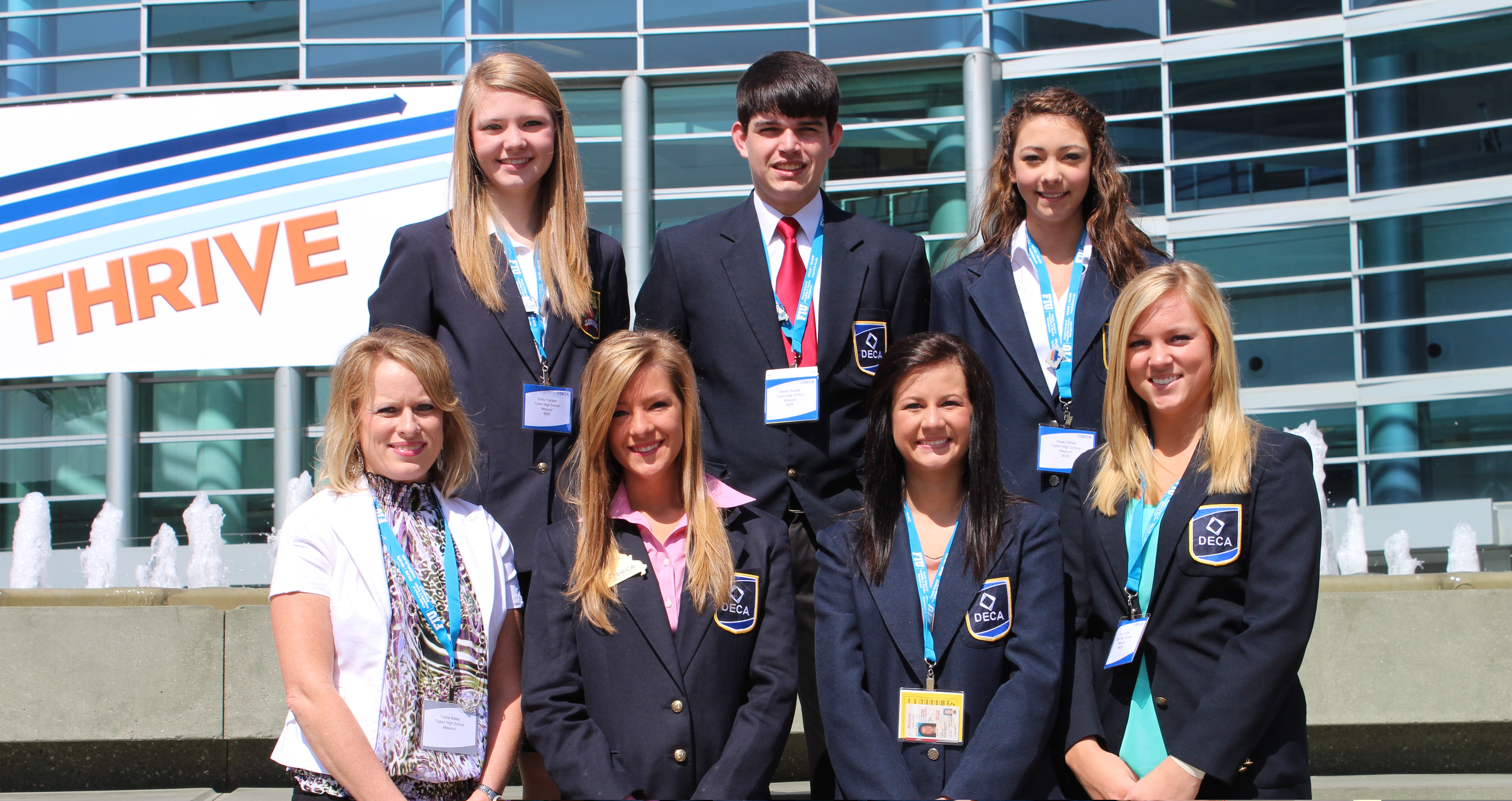 students of deca5