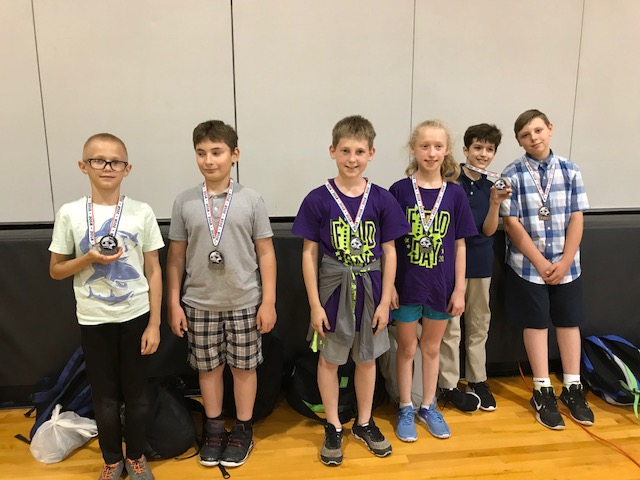 SMI Top Winners in Robotics competition