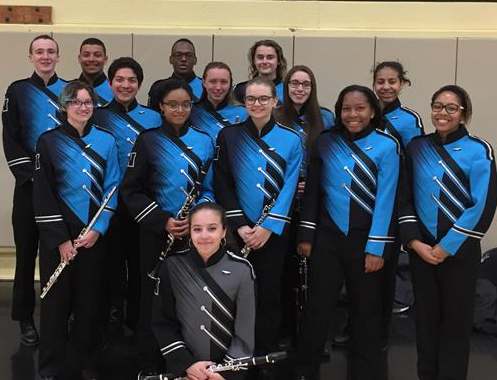 2018 Northeast Tri-County Band