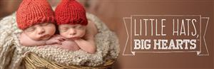 Knitting Little Hats for Little Hearts