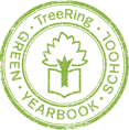 A TreeRing Green Yearbook School