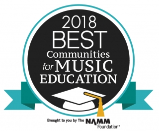 NAMM's Best Communities for Music Education