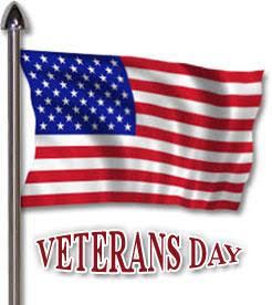 Veterans Day Celebration planned for JTL students and families