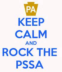 Rolling Through The PSSA'S